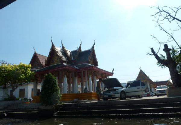 La Thaïlande, un pays de passage