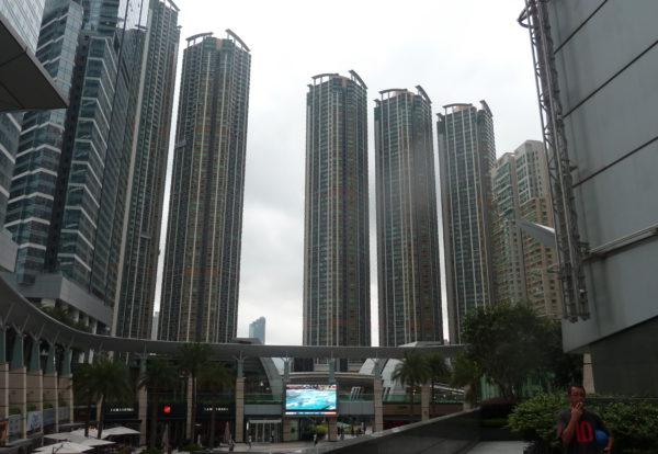 Deux jours à Hong Kong