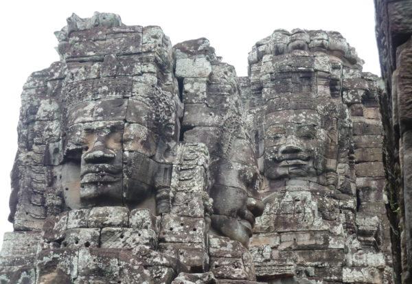 Légende autour de la construction d'Angkor Wat