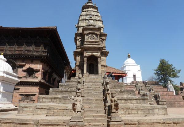 Première découverte du Népal