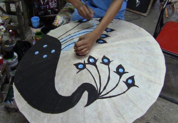 L'art des ombrelles