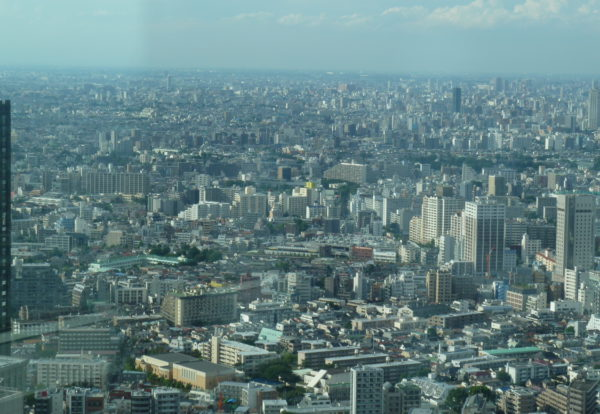 De retour à Tokyo