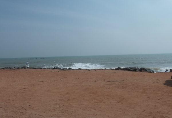 Pondicherry, ville blanche, ville noire