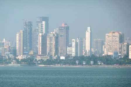 Première impression de Bombay