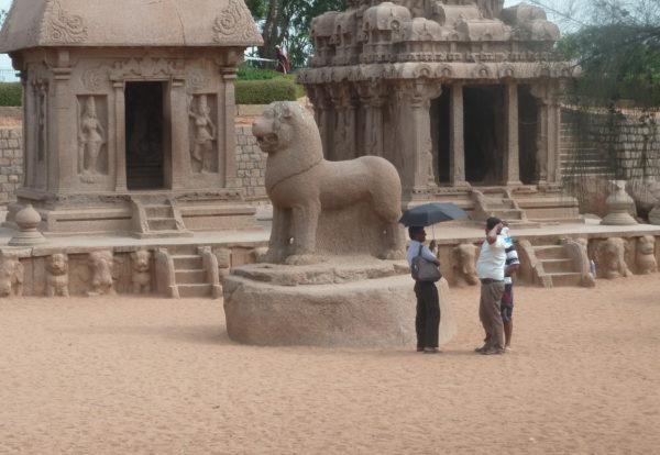 Mamalipuram, une ville trop touristique