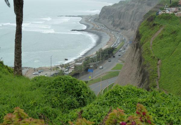 Une arrivée mouvementée à Lima