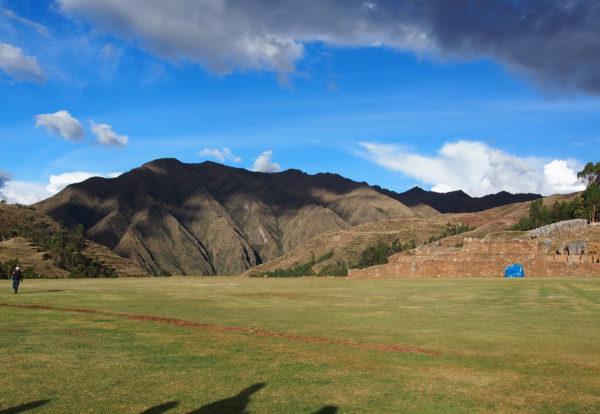 Dans les villages péruviens