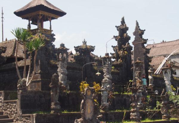 Jusque Ubud, temple de la consommation et des touristes