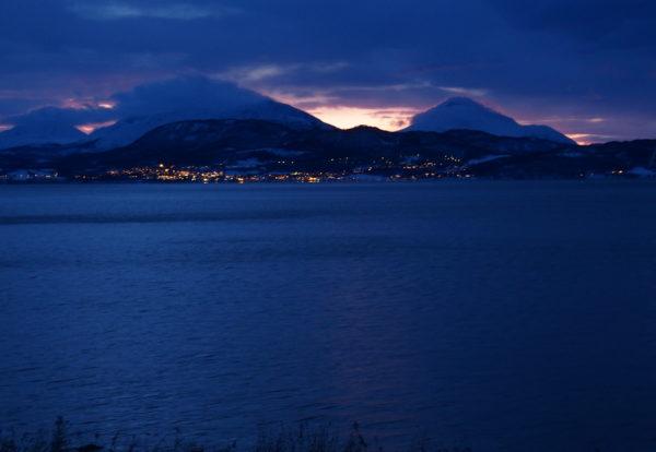 Dans les fjords norvégiens